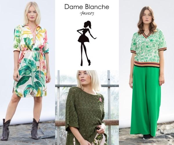 Dame Blanche Collectie Lente Zomer 2020