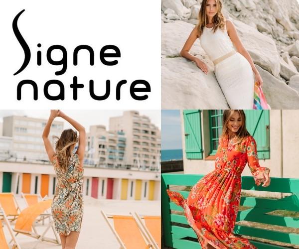 Signe Nature, collectie lente zomer 2020